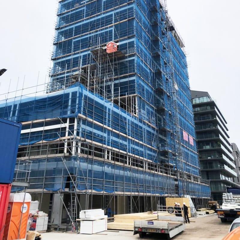 Buiksloterham projecten flink bv